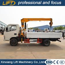 subaru mini truck lifted mini telescopic boom truck mounted crane mini telescopic boom