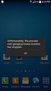 unfortunately the process android phone has stopped solved k3 note error unfortunately process android phone stop