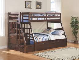 Bedroom Furniture Calgary Bedroom Taurus Bunk Bed With Stairs And Trundle