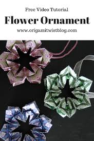 136 best origami 3 d images on pinterest origami flowers