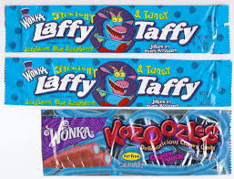 kazoozles candy where to buy just some wonka candy wrappers kazoozles laffy taffy flickr