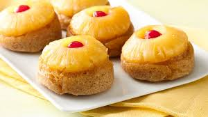 gluten free mini pineapple upside down cakes recipe bettycrocker com