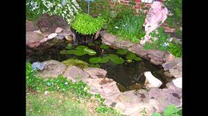 small garden fish ponds design ideas youtube