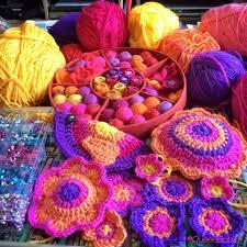 Tiny Flower Crochet Pattern - bab u0027s flashy flower yarnbombers united