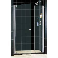 Clear Glass Shower Door by Bathroom Frameless Clear Glass Dreamline Shower Door For Modern