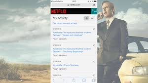 how to remove netflix recently watched shows alphr