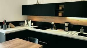 tendance credence cuisine credence bois cuisine élégant barre de credence cuisine idées de