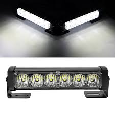 Brightest Led Light Bar by 6 Leds Waterproof Drl Car Daytime Led Light Super Bright Led Bar
