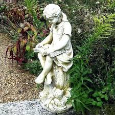garden fairies statue garden ornaments cherub statues