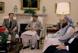 reagan oval office ronald reagan meets with afghan rebels pictures getty images
