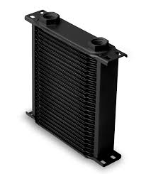 earls cooler earls 22500aerl earls 25 row cooler black