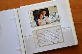 create your own wedding album create the wedding guest book with creative memories
