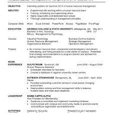 Resume Objective Civil Engineer Cover Letter Engineering Intern Resume Engineering Intern Resume