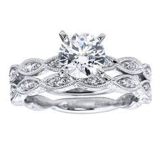 Circle Diamond Wedding Ring by 1 2cttw Victorian Style Diamond Engagement Ring With Marquise