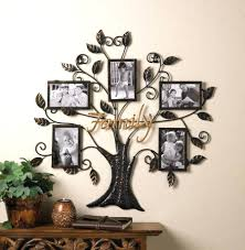 wall ideas frames wall art sets hallway family tree collage