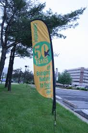 Maryland Flag Vinyl Feather Banners Signs By Tomorrow Of Rockville Custom Feather
