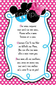 bring a book instead of a card poem baby shower poems for everyone cool baby shower ideas