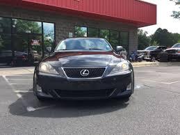 used lexus for sale charlotte nc 2006 lexus is 250 auto city nc little rock auto sales inc