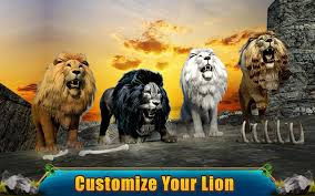ultimate lion adventure 3d android apps on google play