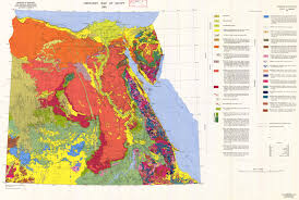 Egypt Africa Map by The Soil Maps Of Africa Display Maps