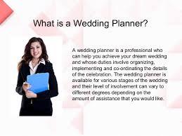 A Wedding Planner Choosing A Wedding Planner