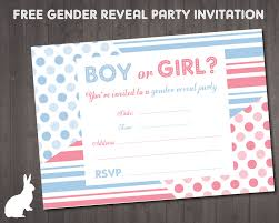 free printable invitations free printable gender reveal party invitations theruntime com
