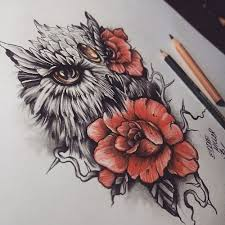 130 brilliant owl tattoos and meanings april 2018 part 3