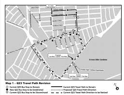 Mta Queens Bus Map Mta Proposes Forest Hills Bus Route Change Forest Hills Ny Patch