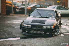 stanced nissan cube stanced nissan silvia s15