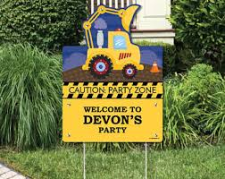 Birthday Lawn Decorations Ducky Duck Welcome Sign Birthday Party Or Baby Shower