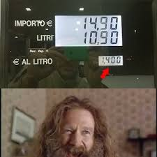 What Year Is It Meme - unleaded gas price what year is it by gianluca sabato meme center