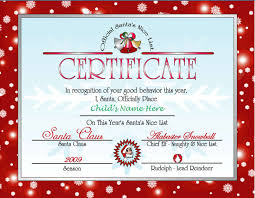 letter santa elfi give your child an unforgettable treat with a