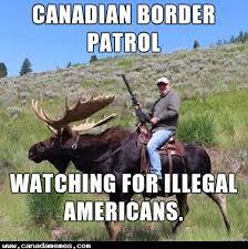 Funny Canadian Memes - canada memes on twitter memes canadian border patrol https
