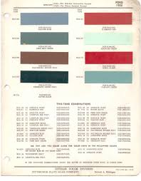 paint chips 1953 ford truck lincoln mercury ford 1955 ford f100