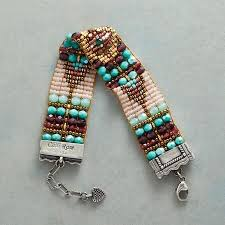 bead weave bracelet images 178 best jewelry loom images loom seed beads and jpg