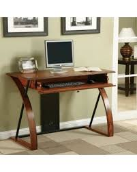 Deal Alert Office Star Products Classic Oak Wood Desk With