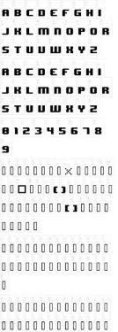 dafont emoji fipps pixel font templates downloads pinterest fonts perler