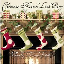 christmas mantel homemade christmas ideas home stories a to z