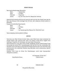 format surat kuasa jual beli rumah 9 contoh surat kuasa lengkap khusus uang bpkb ijazah dokumen