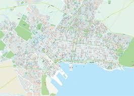 volos map visit greece volos