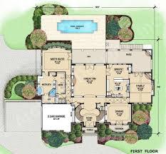 modren luxury mansion house plans home floor w in decor
