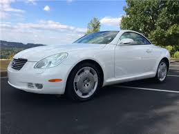 how much is a lexus sc430 lexus sc 430 for sale in alabama carsforsale com