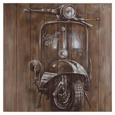 yosemite home decor 32 in h x 32 in w everlasting motor artwork
