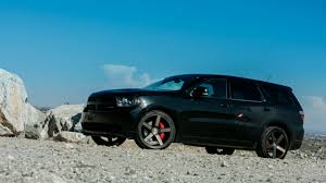 chrysler 300 hellcat swap this hellcat powered dodge durango will make your kids cry the drive
