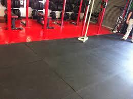 crossfit gym flooring flooring designs