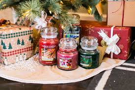 yankee candle christmas tree bauble gift set