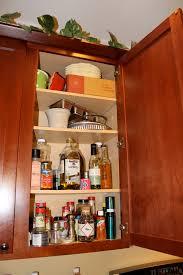 kitchen spice cabinet organized spices bring mae flowers