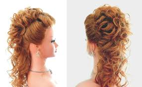 2017 curly long wedding hairstyles