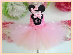 baby boutique halloween costumes customized baby minnie mouse tutu dress light pink u0026 peach tutu