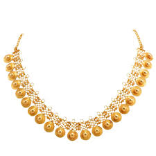 necklace with price images Buy joyalukkas 22k gold necklace online at low prices in india jpg
